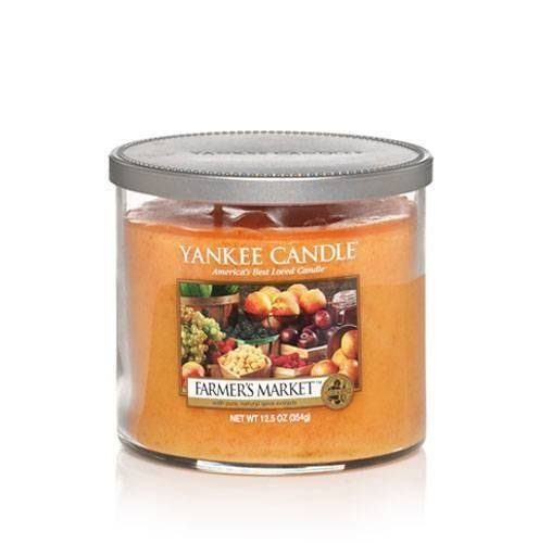 Yankee Candle Farmer's Market Double Wick Tumbler Candle