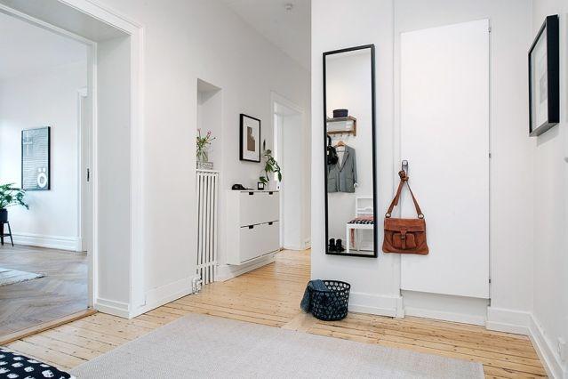 Pasillos y distribuidores, nuestros nuevos amigos! | Decorar tu casa es facilisimo.com