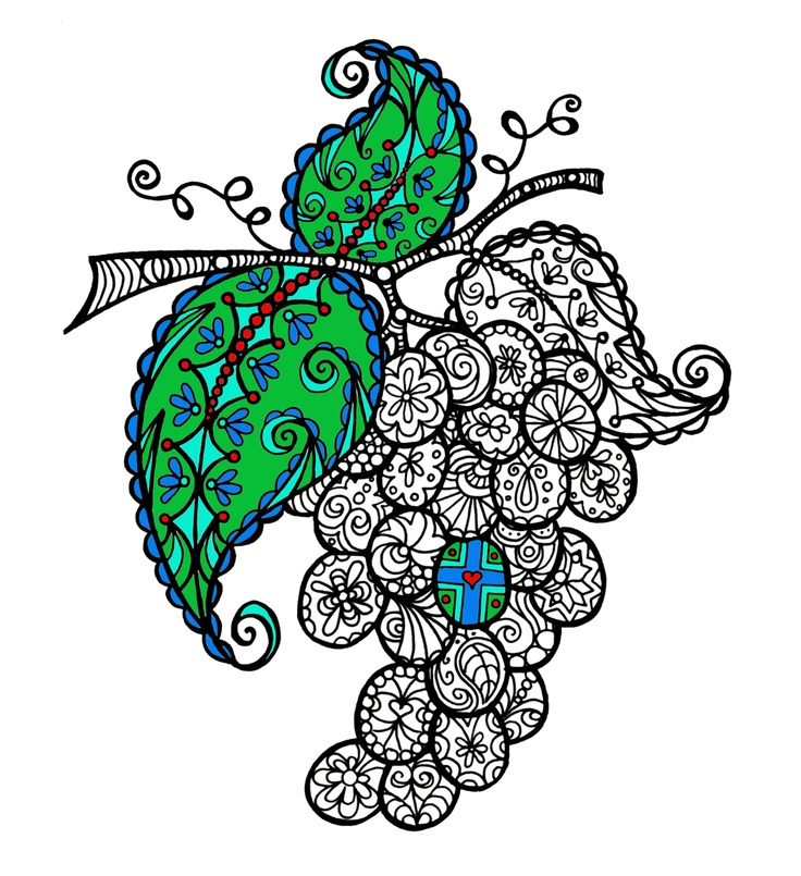 17 best images about grapes brooch on pinterest the two for Buy grape vines for crafts