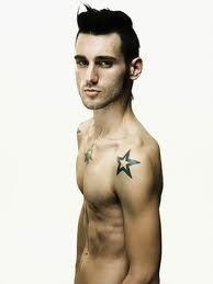 tattoo stars shoulder