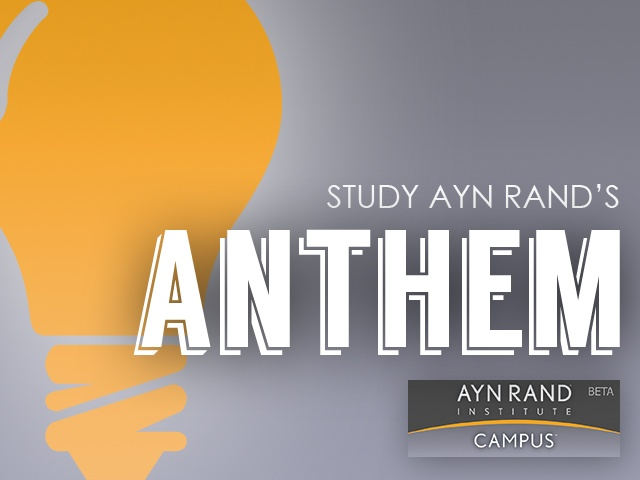 essay on the theme of anthem Anthem: theme analysis, free study guides and book notes including comprehensive chapter analysis, complete summary analysis search reports and essays.