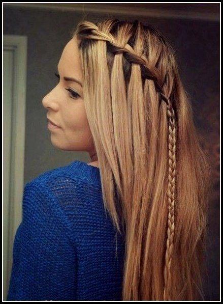 Bonitos Peinados Para Pelo Largo Y Liso Peinados Largos Cabello