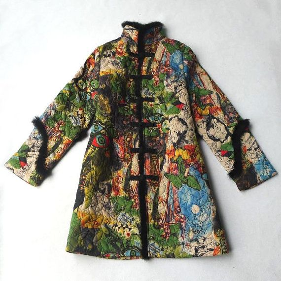 Cotton women jacket/ women blouse /cotton by kunniestore on Etsy
