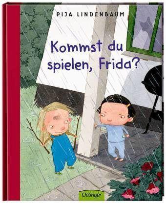 !!! Kommst du spielen, Frida? - Lindenbaum, Pija