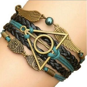 Gold Hallows Bracelet