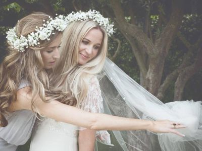 Cinco estilos en vestidos de novia que serán tendencia este 2017
