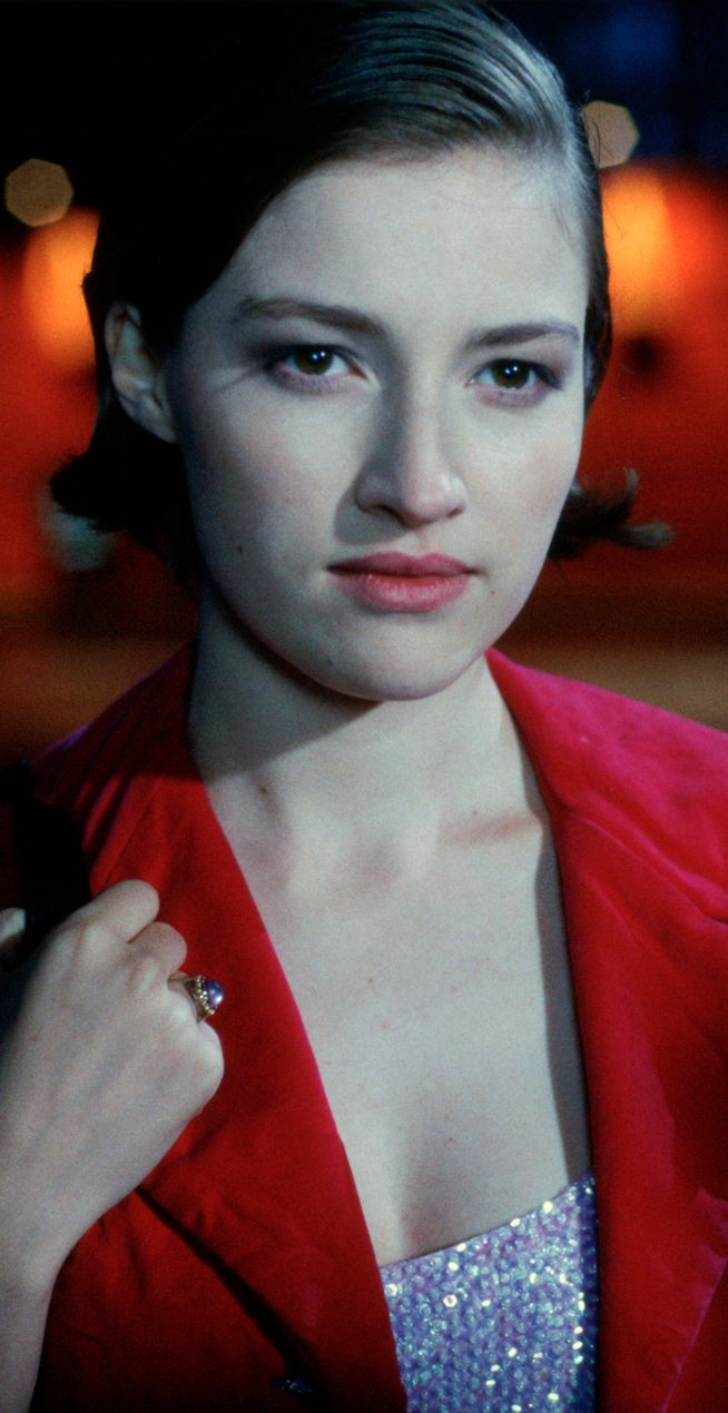 Kelly Macdonald in Trainspotting. T2 will be released on 27th January 2017.