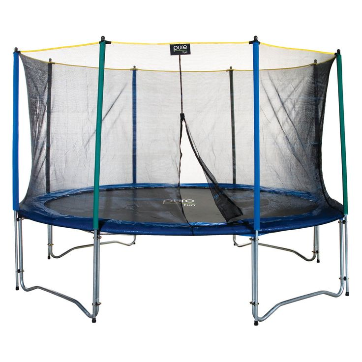 Pure Fun 12-ft. Trampoline with Enclosure - 9012TS