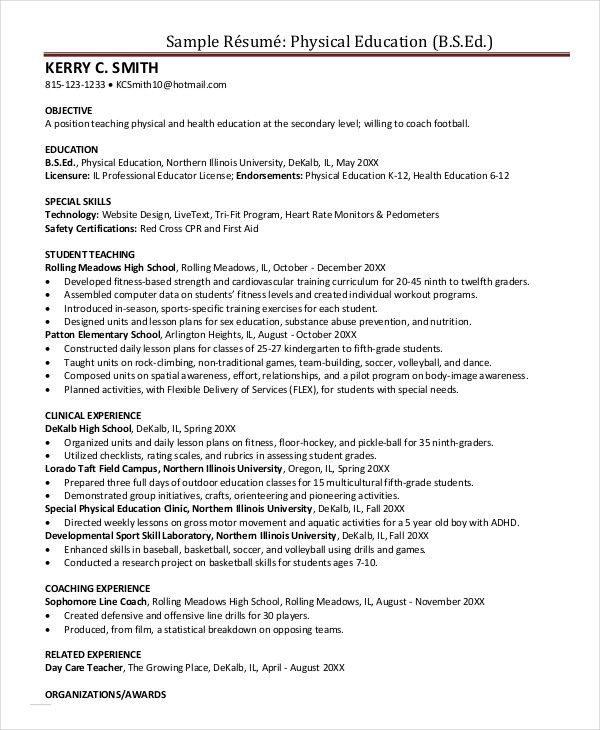 Resume Examples For Retail Sales Example Of Education On Resume Education Section Resume Writ Education Resume Educator Resume Template Teacher Resume Template