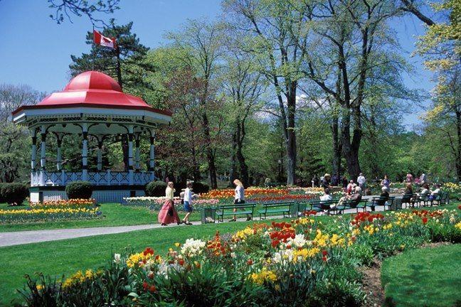 Halifax Public Gardens, NS