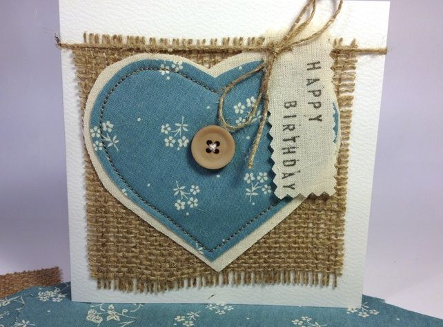 Laura Ashley vintage fabric card