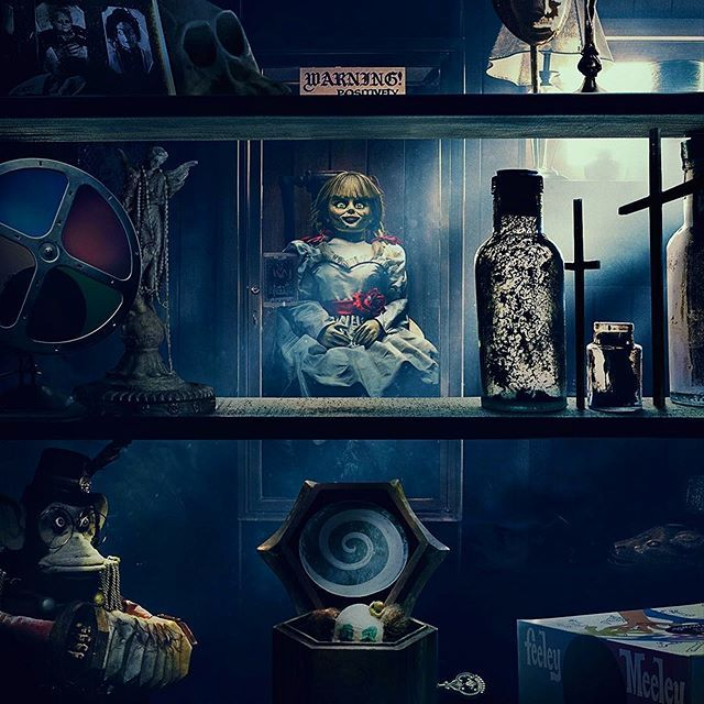 James Wan Confirms Annabelle 3 Next Chapter Of The Conjuring