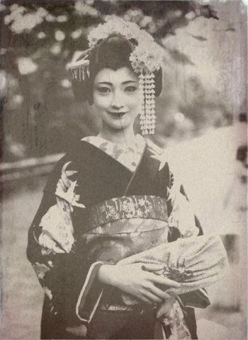 【画像】 戦前の日本の写真って意外におしゃれでびっくりするよね