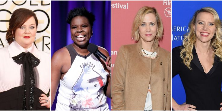 Here's The All-Female 'Ghostbusters' Cast