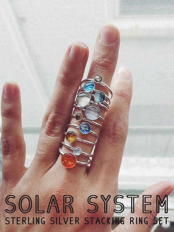 23 Majestically Beautiful Pieces Of Science Jewelry