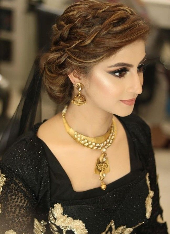 Pakistani Bridal Pakistani Wedding Hairstyles Pakistani Bridal Hairstyles Pakistani Bridal Makeup