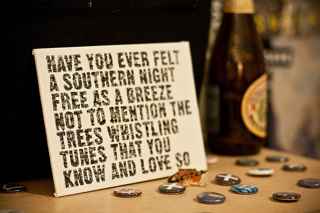 have you ever felt a southern night?