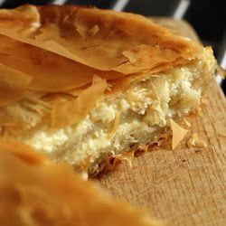 Burek sa sirom od gotovih kora