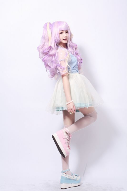 #harajuku#lolita#kawaii#cosplay#girl#girly#lolitafashion# Bon dimanche !