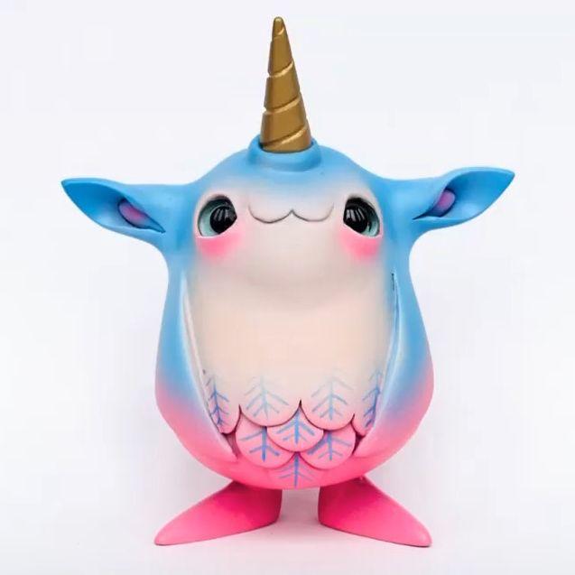 "Tomodachi Island's ""Little Bitxitu"" Custom Coming Tomorrow from FGHToys!"