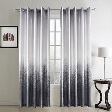 M s de 25 ideas incre bles sobre cortinas dobles en for Cortinas grises baratas