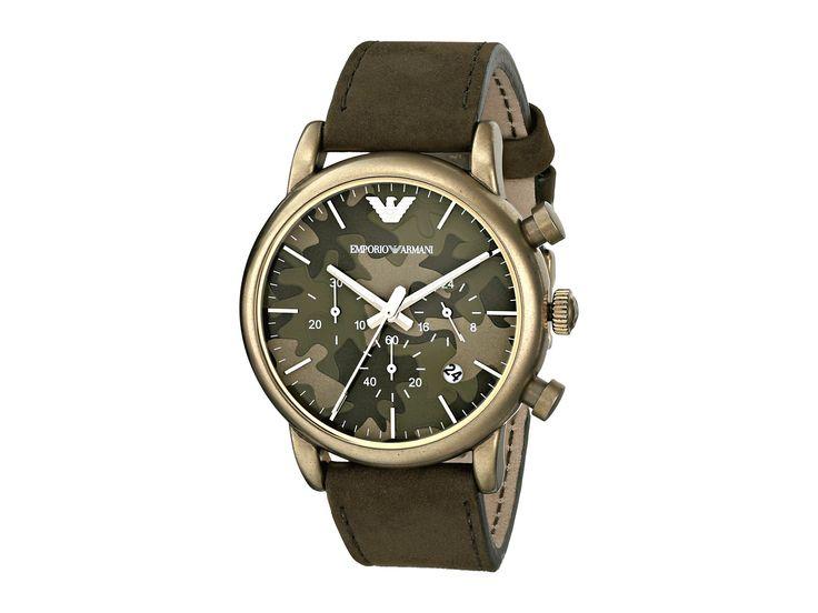 Emporio Armani AR1818 - The Ultimate Luxury Armani Watches @ http://www.designerposhwatches.co.uk/product/emporio-armani-ar1818