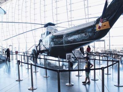 USA, Simi Valley, Muzeum Ronalda Reagana