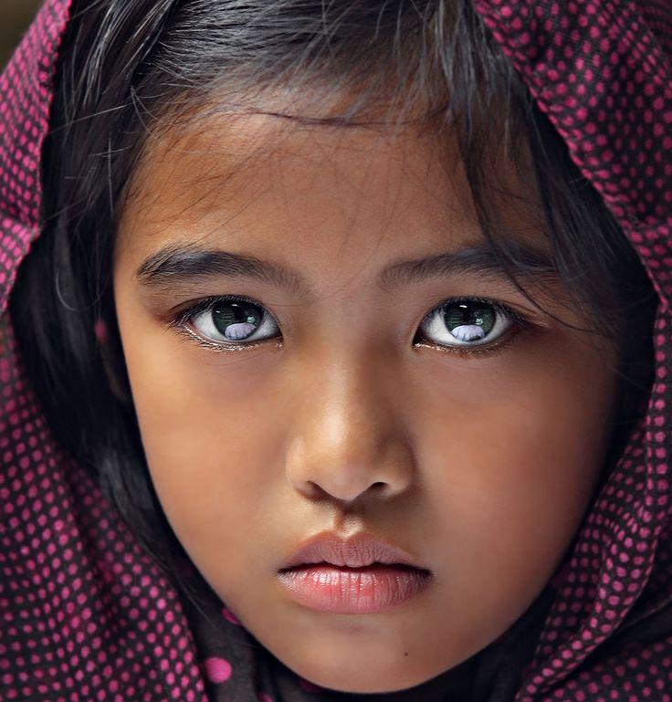blackandwhitefeatcolour | Belleza de cara, Rostro de mujer