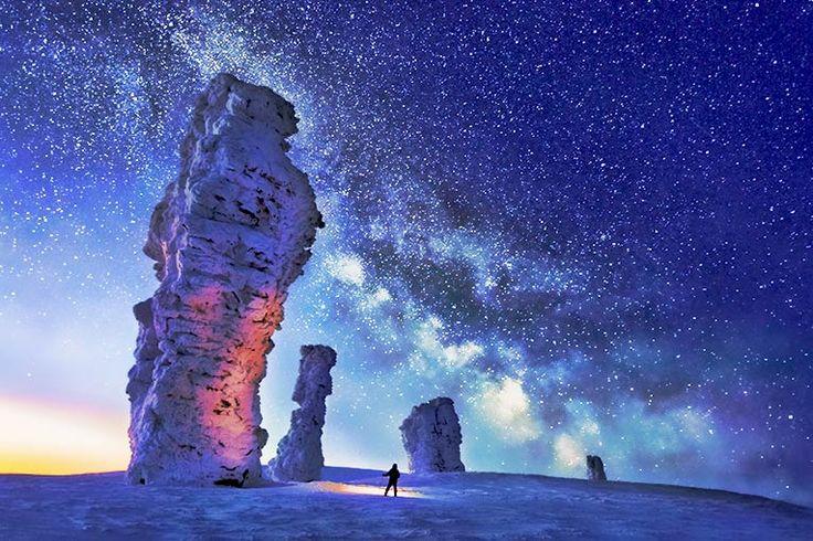Kepoan.com | Keajaiban Dunia yang Terasingkan di Ujung Utara Rusia - Mendengar kalimat keajaiban dunia pasti anda langsung teringat...