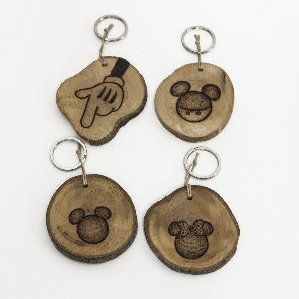 Mickey Mouse Key Holders