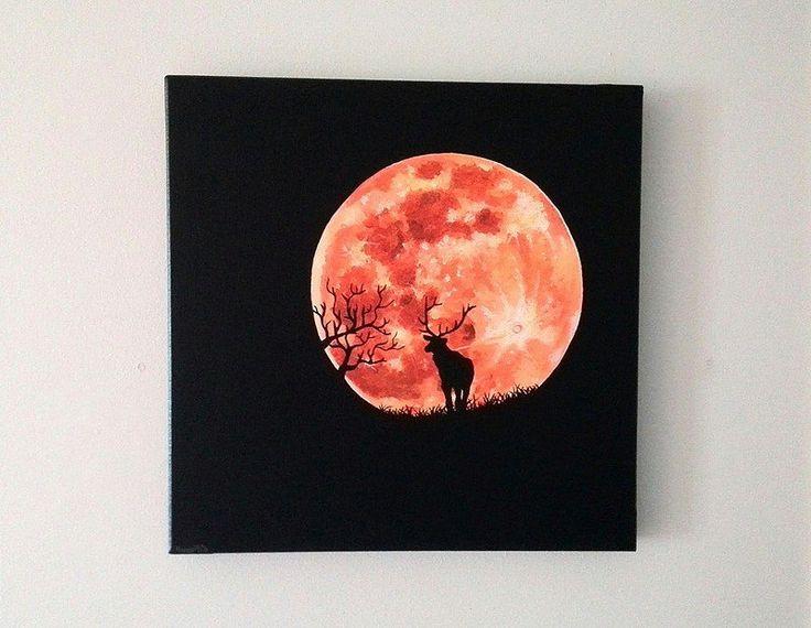 Full Moon | Flickr - Photo Sharing! By Maarja Pihl-Bagdonas https://www.facebook.com/ArtByMaarjaPihl