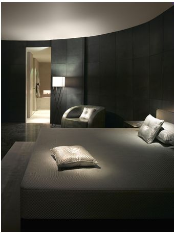 The luxury Armani Hotel Dubai .