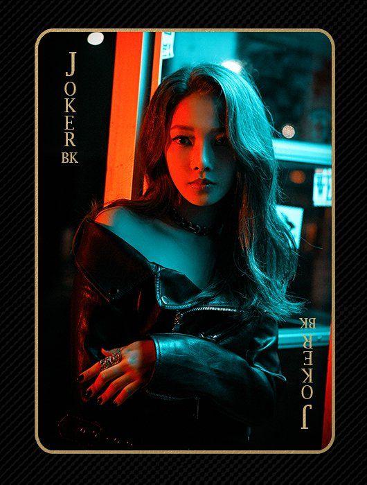 Somin | Black Joker