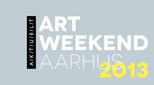 Art Weekend Aarhus 2013