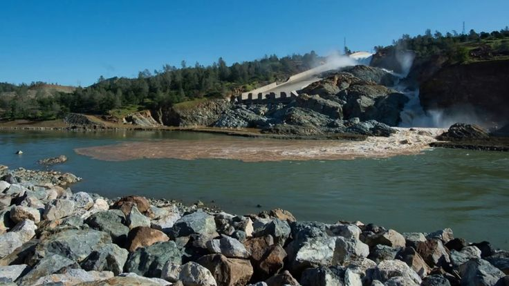 Oroville Dam UPDATE 4/15/2017 11:00pm 10 DAY Weather FORECAST