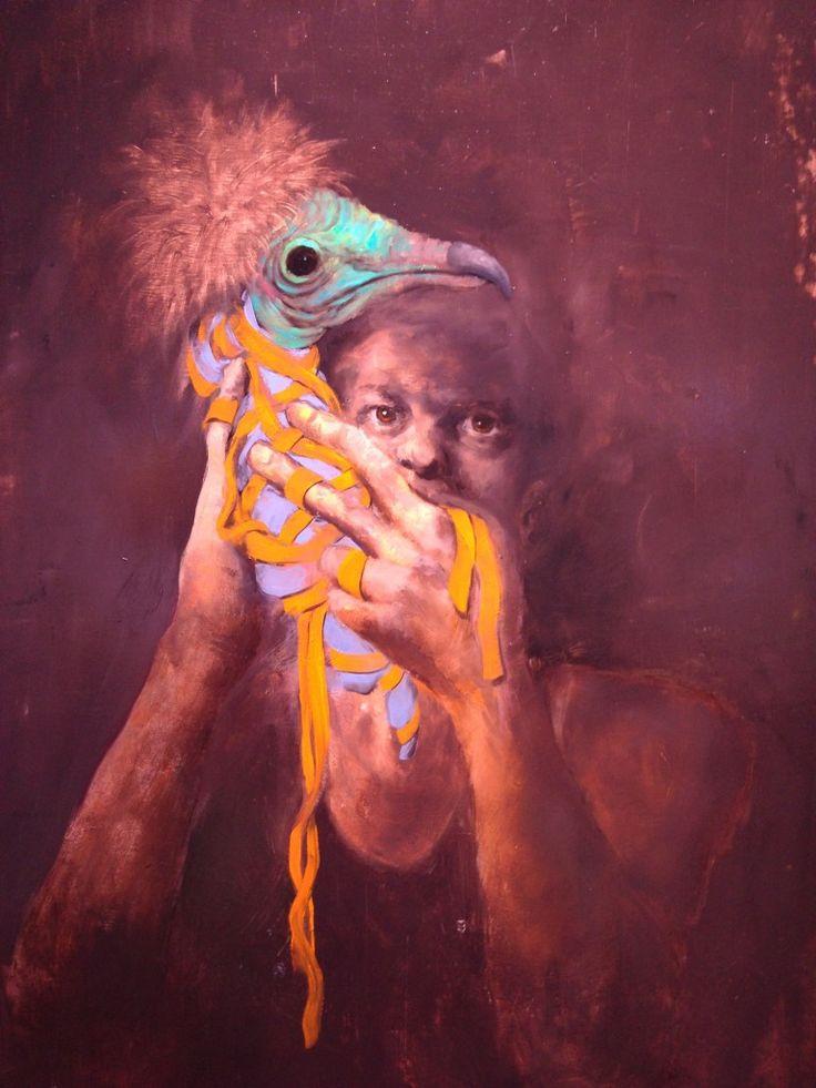 Jonas Burgert - More #artists around the world in : http://www.maslindo.com #art #arte #maslindo
