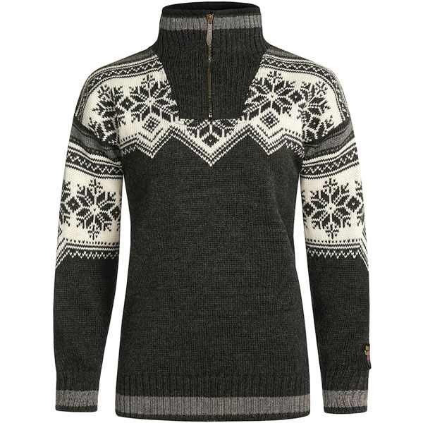 Dale of Norway Holmenkollen Sweater - Zip Neck (For Men and Women)