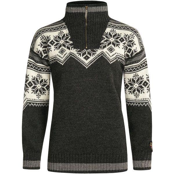 Dale of Norway Holmenkollen Sweater - Zip Neck (For Men and Women)