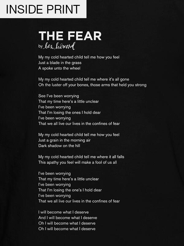 Ben Howard lyrics
