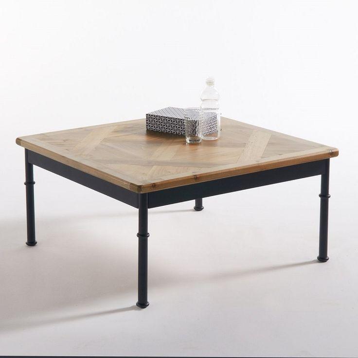 17 best images about meubles et d co la redoute on pinterest armoires meta - La redoute tables basses ...