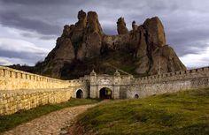 Belogradchik bulwark bulgaria
