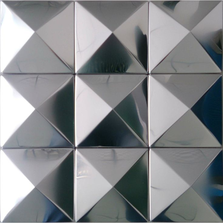 Website With Photo Gallery A Huge Selection of Metal Mosaic Stainless Steel Tile From My Building Shop interior wall tile kitchen wall tile kitchen wall tiles backsplash