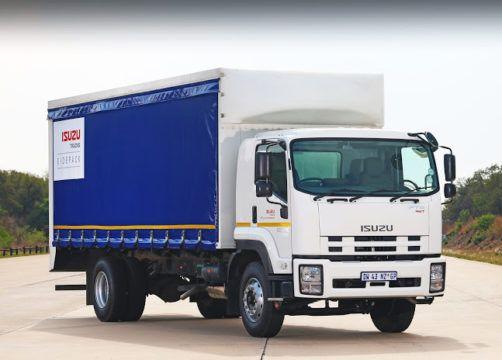 Isuzu SAs best-selling Japanese truck brand