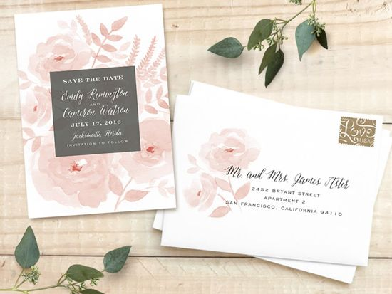 Coordinate the entire look of your wedding invitations with @minted http://www.minted.com/el/wed_wedchicks12015?utm_source=weddingchicks&utm_medium=onlineadv&utm_campaign=12015