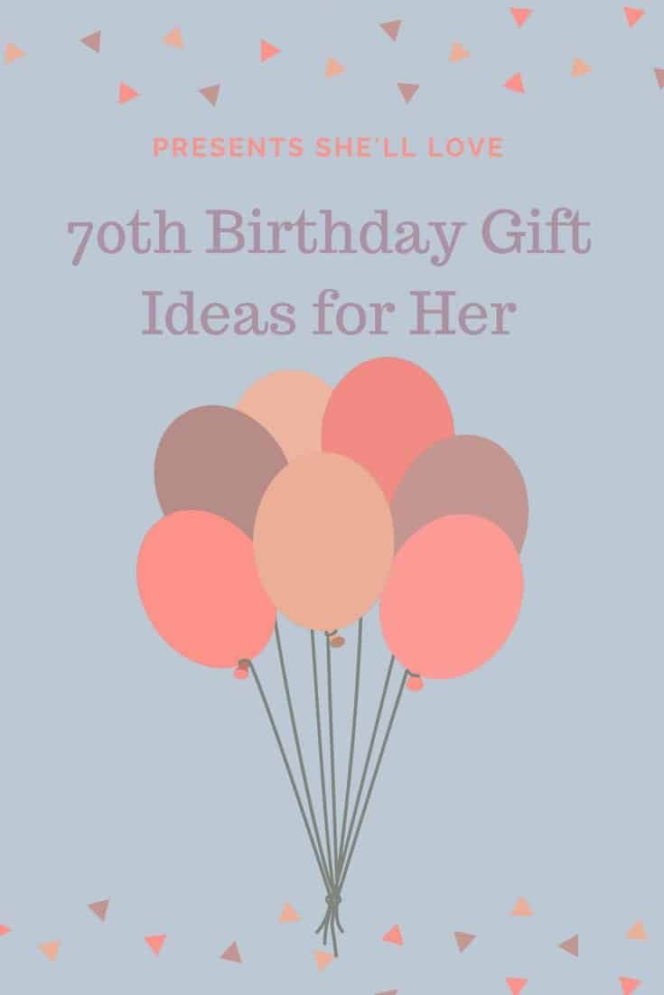 If You Know Someone With A 70th Birthday Coming Up And Need Present Ideas Look No Further These Great Gifts Are Sure To Be Unforgettable