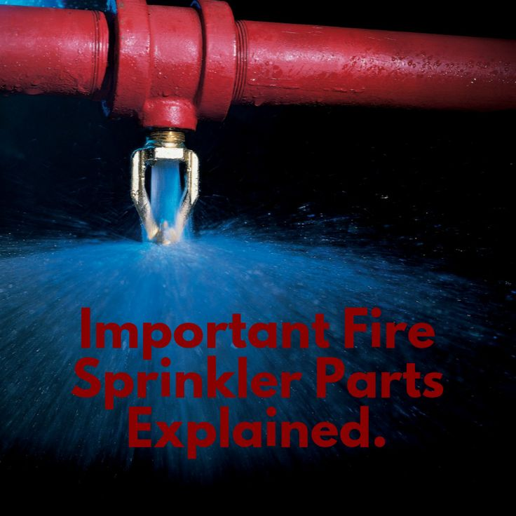 Knowing exactly how your fire sprinkler works is an important part of keeping your employees and business premises safe. As with any fire protection components, there are several intricate parts needed to create a safe and reliable fire protection system.