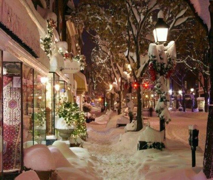 251 best Christmas in a Small Town images on Pinterest | Small ...