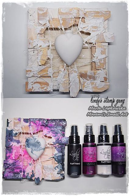 http://artistycrafty.blogspot.ie/2015/10/that-fear-mixed-media-canvas-for-lindys.html
