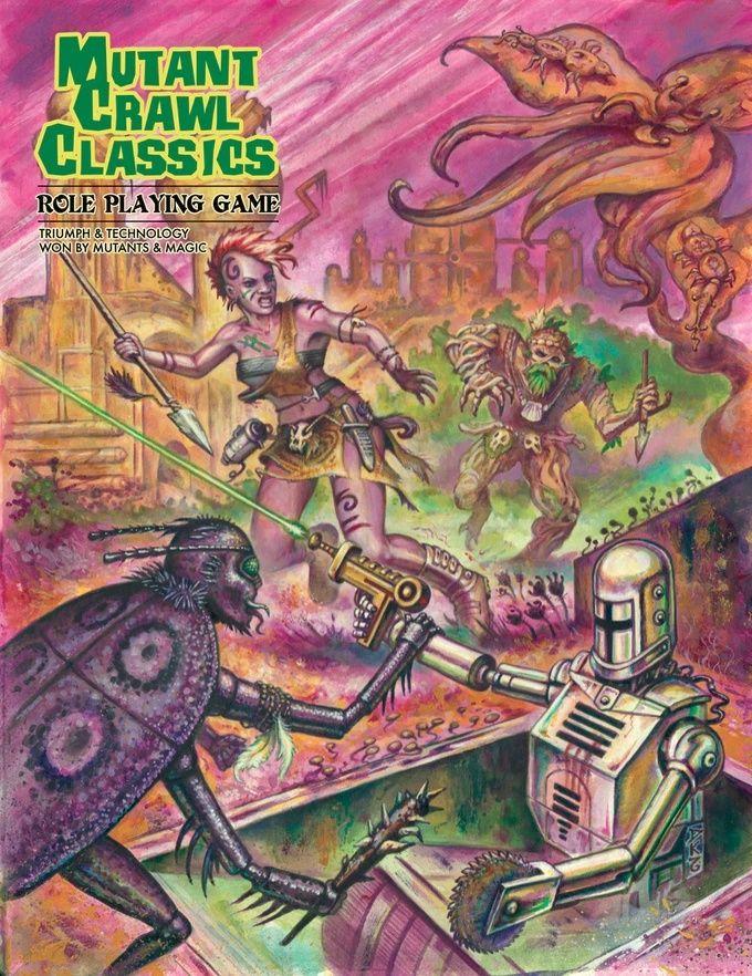 ICv2: 'Mutant Crawl Classics' RPG   Image 2
