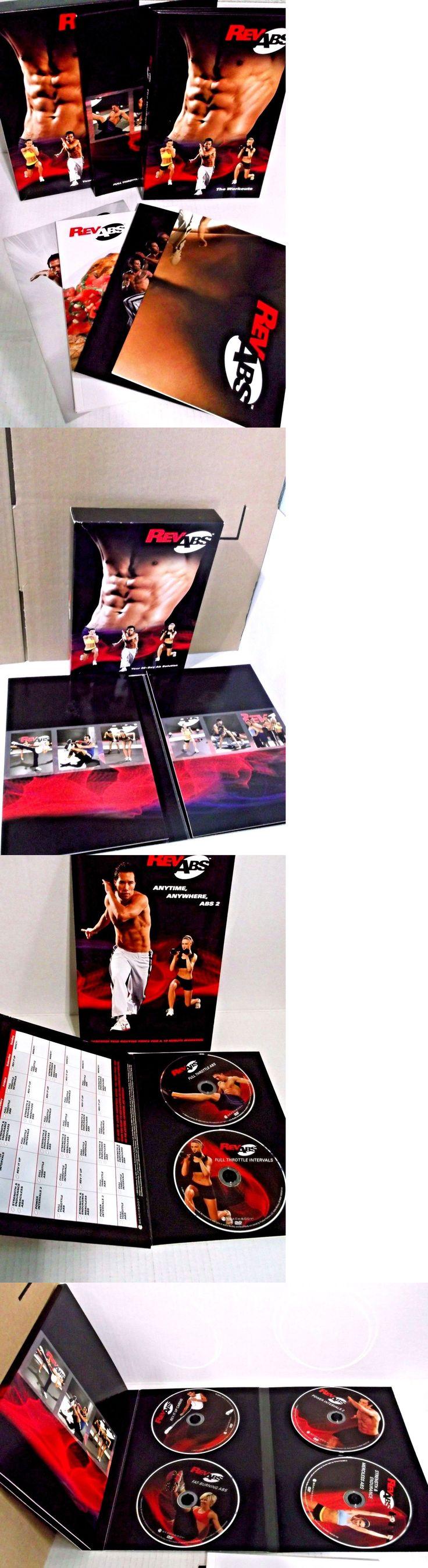 Fitness DVDs 109130: Brett Hoebel 8 Disc Beachbody Set W Guides Plus 2 Disc Full Throttle Intervals -> BUY IT NOW ONLY: $43.99 on eBay!
